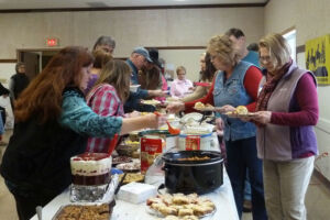 potluck at sleepy hollow annual meeting