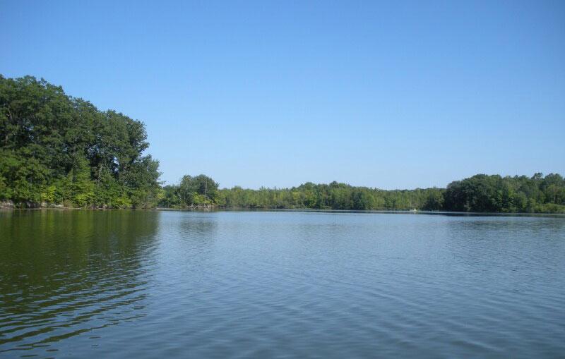 Lake Ovid, Laingsburg, Michigan