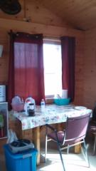 Rustic Cabin Interior view 1
